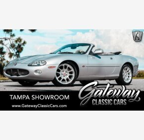 2002 Jaguar XKR Convertible for sale 101384548