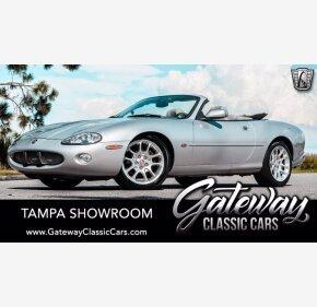 2002 Jaguar XKR Convertible for sale 101420140