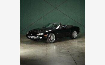 2002 Jaguar XKR Convertible for sale 101610117
