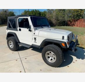 2002 Jeep Wrangler 4WD Sport for sale 101253574