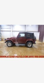2002 Jeep Wrangler 4WD Sahara for sale 101326360