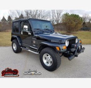 2002 Jeep Wrangler for sale 101431620