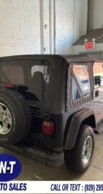 2002 Jeep Wrangler for sale 101462977