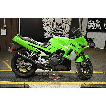 2002 Kawasaki Ninja 250R for sale 200708670