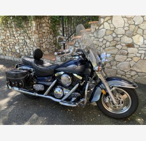 2002 Kawasaki Vulcan 1500 Nomad for sale 200919502