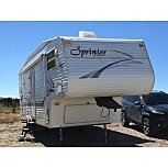 2002 Keystone Sprinter for sale 300245559