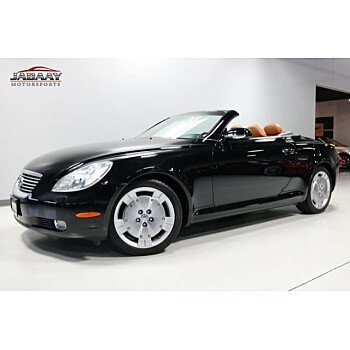 2002 Lexus SC 430 Convertible for sale 101063526