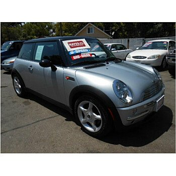 2002 MINI Cooper Hardtop for sale 101006446