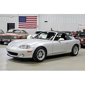 2002 Mazda MX-5 Miata for sale 101151749