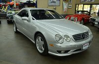2002 Mercedes-Benz CL600 for sale 101239234