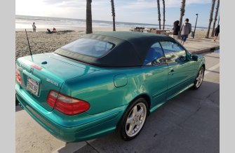 2002 Mercedes-Benz CLK55 AMG Cabriolet for sale 101077143