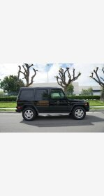 2002 Mercedes-Benz G500 for sale 101319854