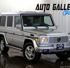 2002 Mercedes-Benz G500 for sale 101360955