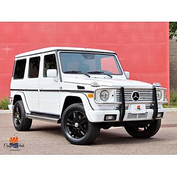 2002 Mercedes-Benz G500 for sale 101607648