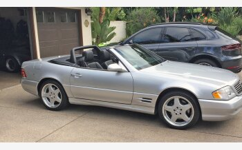 2002 Mercedes-Benz SL500 for sale 101269206