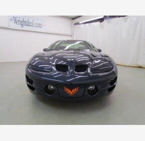 2002 Pontiac Firebird Coupe for sale 100760037