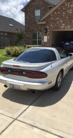 2002 Pontiac Firebird Coupe for sale 100777416