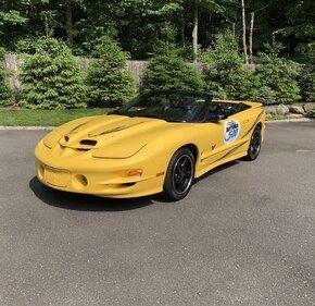 2002 Pontiac Firebird Trans Am Convertible for sale 100992875