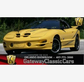 2002 Pontiac Firebird Coupe for sale 101003881