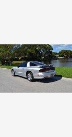 2002 Pontiac Firebird Coupe for sale 101047532