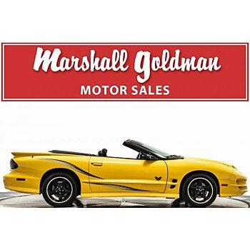 2002 Pontiac Firebird Trans Am Convertible for sale 101112445