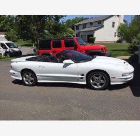 2002 Pontiac Firebird for sale 101145343