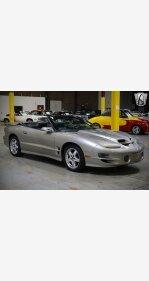 2002 Pontiac Firebird Trans Am Convertible for sale 101199060