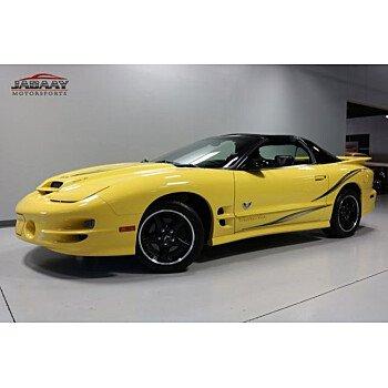 2002 Pontiac Firebird Coupe for sale 101201163