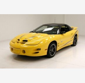 2002 Pontiac Firebird Coupe for sale 101202511