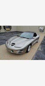 2002 Pontiac Firebird Coupe for sale 101215240