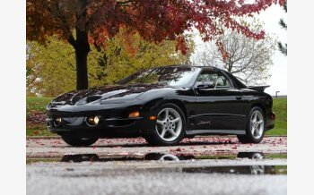 2002 Pontiac Firebird Coupe for sale 101231016
