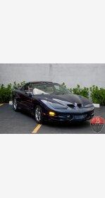 2002 Pontiac Firebird Coupe for sale 101300790