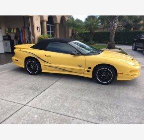 2002 Pontiac Firebird for sale 101342316