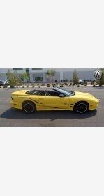 2002 Pontiac Firebird Trans Am Convertible for sale 101372566