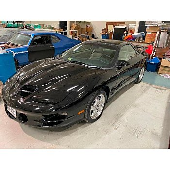 2002 Pontiac Firebird Coupe for sale 101402870