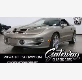2002 Pontiac Firebird Coupe for sale 101412826
