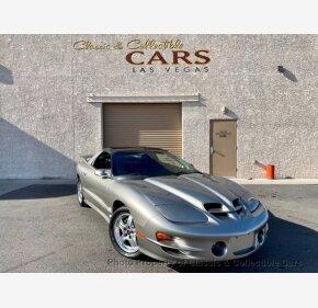 2002 Pontiac Firebird Formula for sale 101434911