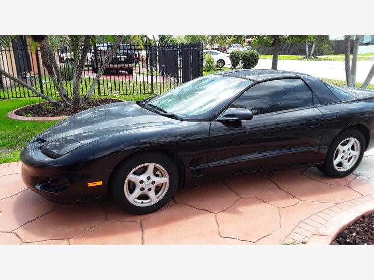 2002 Pontiac Firebird Coupe for sale 101521599