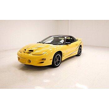 2002 Pontiac Firebird Coupe for sale 101570875