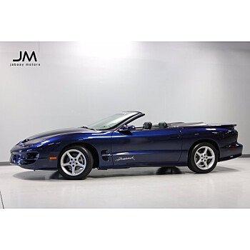 2002 Pontiac Firebird for sale 101578210