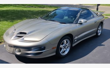 2002 Pontiac Firebird Coupe for sale 101601868