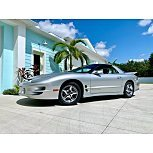 2002 Pontiac Firebird Coupe for sale 101621473