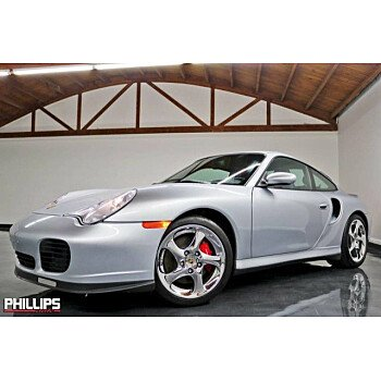 2002 Porsche 911 Turbo Coupe for sale 101024587