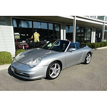 2002 Porsche 911 Cabriolet for sale 101086731