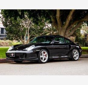 2002 Porsche 911 Turbo Coupe for sale 100894415