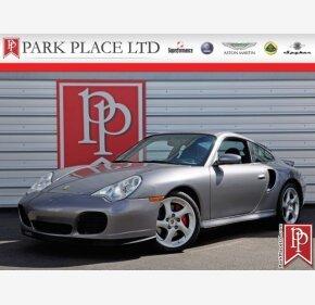 2002 Porsche 911 Turbo Coupe for sale 101044496