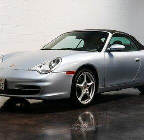 2002 Porsche 911 Cabriolet for sale 101050439