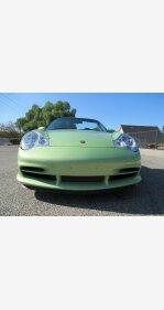 2002 Porsche 911 Cabriolet for sale 101058764