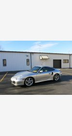 2002 Porsche 911 Turbo Coupe for sale 101083769
