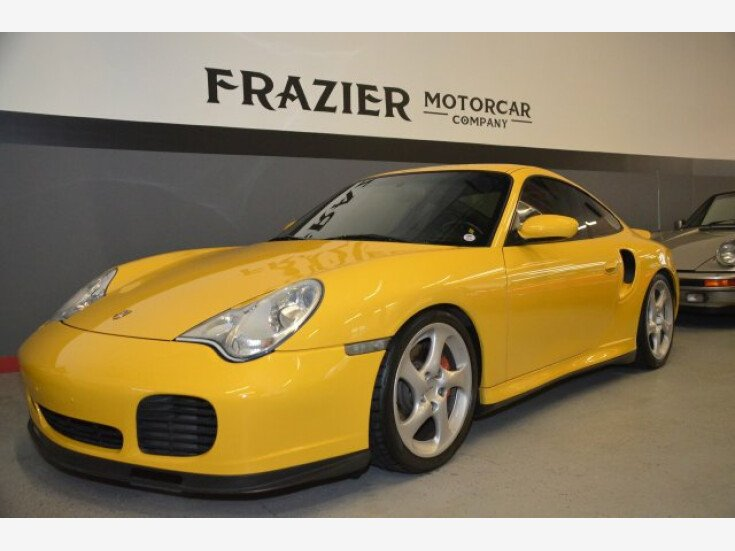 2002 Porsche 911 Turbo Coupe For Sale Near Lebanon